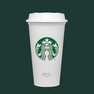 Starbucks Grande Reusable Cup